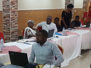 PHOTO NEWS: Stakeholders meet on a two day event on post issuance of Nigeria Green Bonds and the pre planning for series. A preparation for the insurance of Green Bond series 111