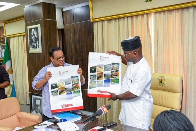 NEWMAP tackles Erosion in Kogi State: Supports multi-billion Naira Erosion works in Olamaboro and Okene LGA's