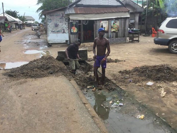 Delta NEWMAP Commences Evacuation Of Drains In Intervention Communities
