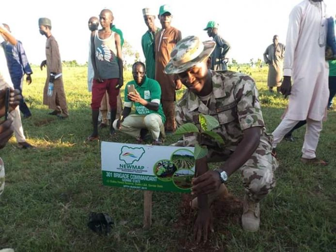 Gombe Goes Green with 3G Projects