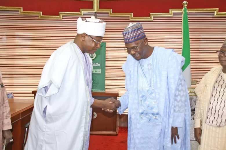 Nasarawa State Government to explore further partnership with NEWMAP in the area of Stormwater Management