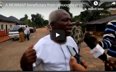 Testimony: Hon. Chinedum Johnson Okata of Umuogele community Abia state