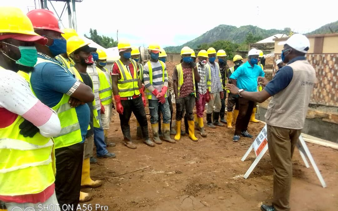 The Kogi, Nigerian Erosion and Watershed Management Project (NEWMAP)