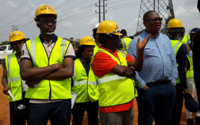 NEWMAP DATA VALIDATION MISSION ENDS INSPECTION VISIT TO EDO STATE