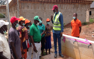EBONYI STATE EROSION AND WATERSHED MANAGEMENT PROJECT (EB-NEWMAP) RECENT ACTIVITIES.